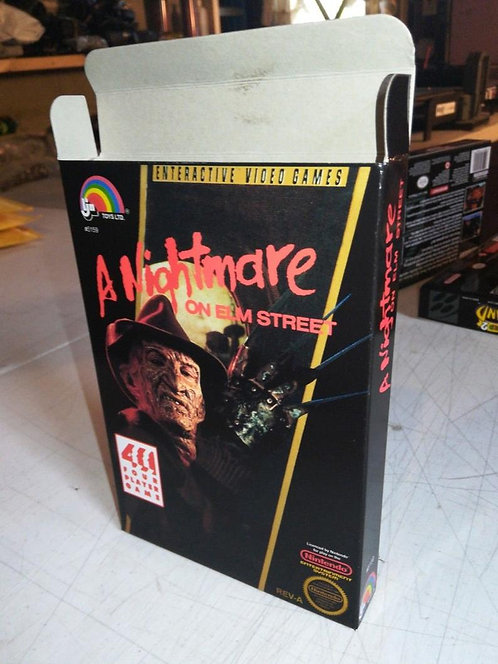 A Nightmare on Elm Street Box