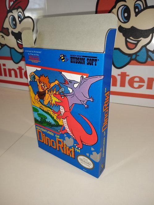 Adventures of Dino Riki Box