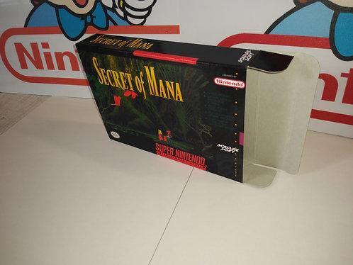 Secret of Mana Box