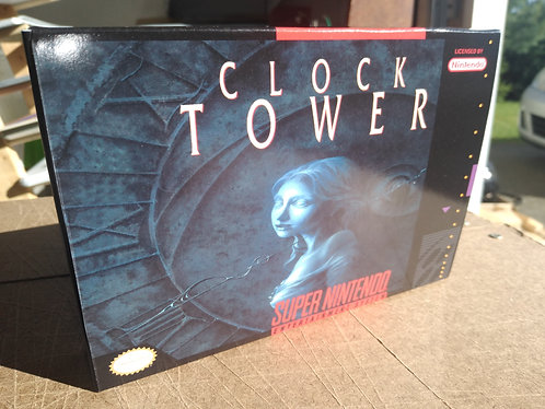 Clock Tower 41 Boxes