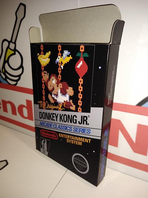 Donkey Kong Jr. Box