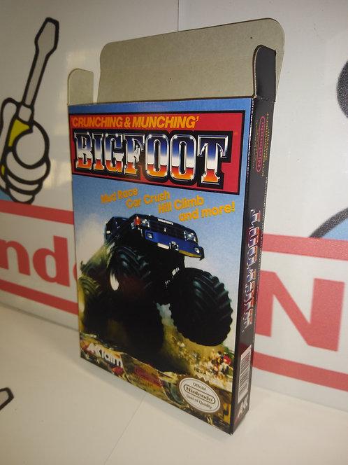 Big Foot Box