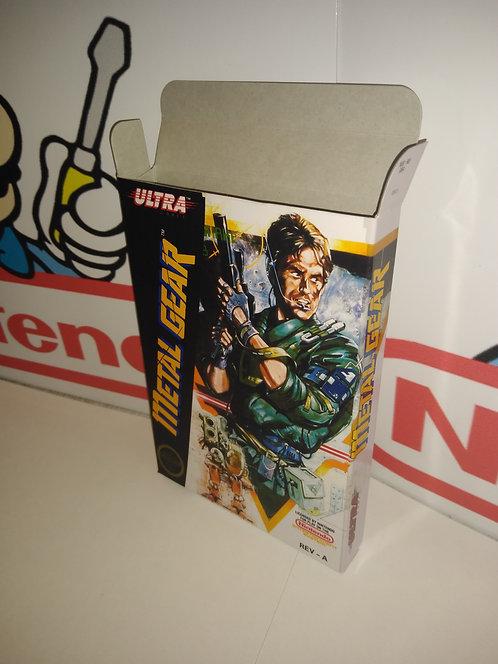 Metal Gear Box