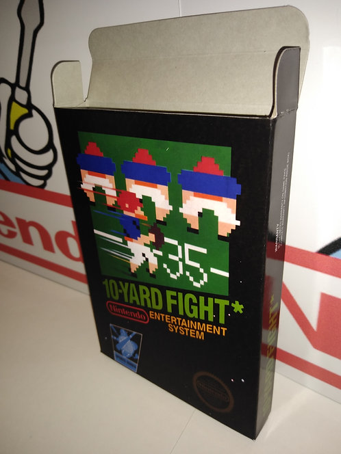 10 Yard Fight Box