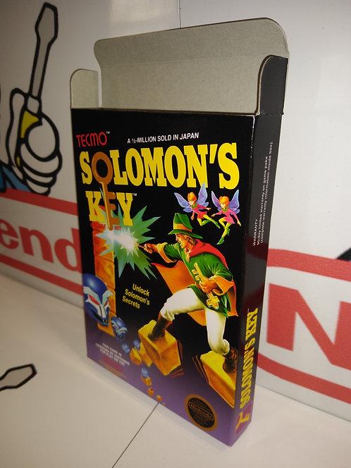 Solomon's Key Box