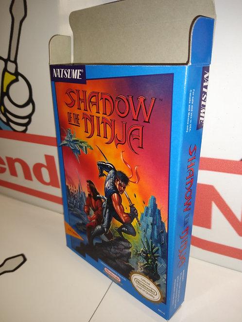 Shadow of the Ninja Box