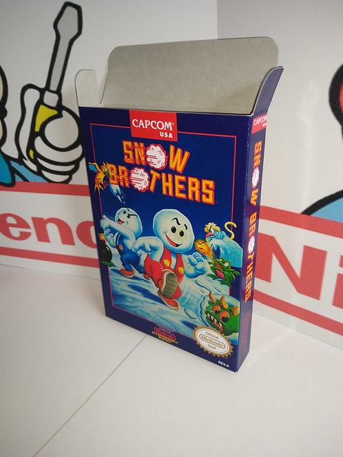 Snow Brothers Box