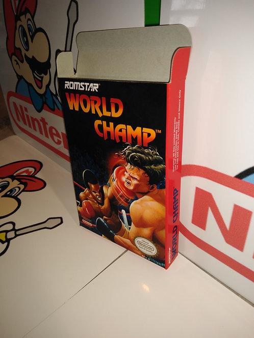 World Champ Box