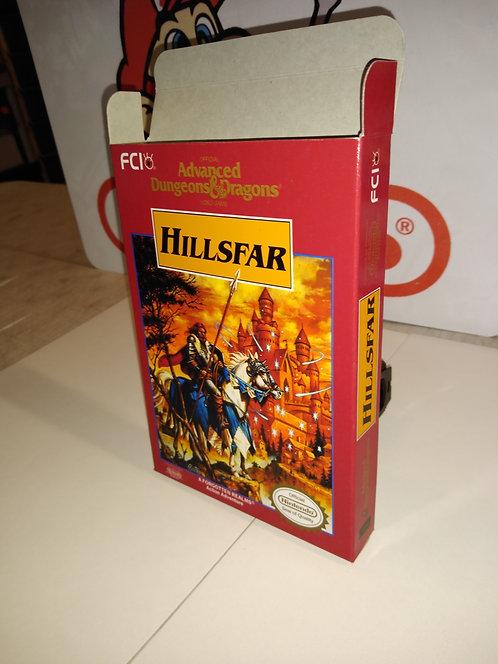 Advanced Dungeons & Dragons Hillsfar Box