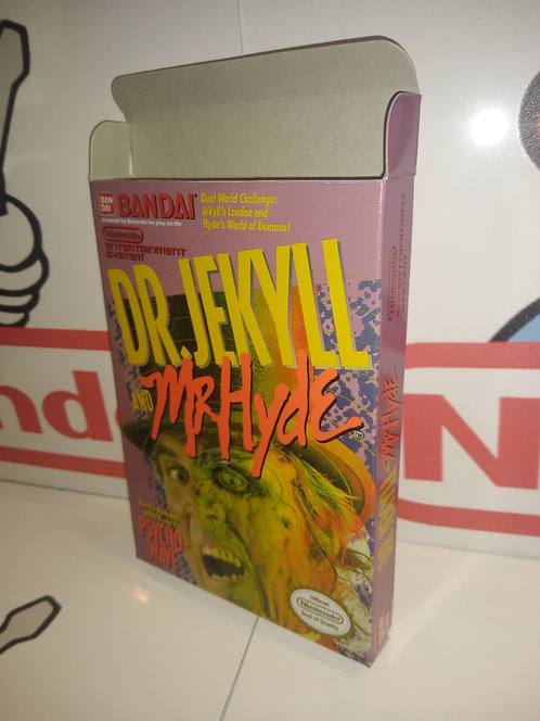 Dr. Jekyll and Mr. Hyde Box