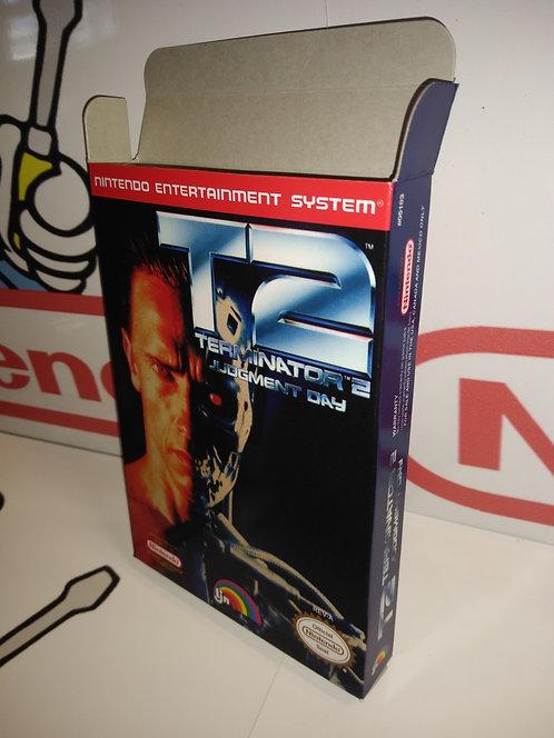 T2 Terminator 2: Judgement Day Box