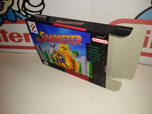 Sparkster Box