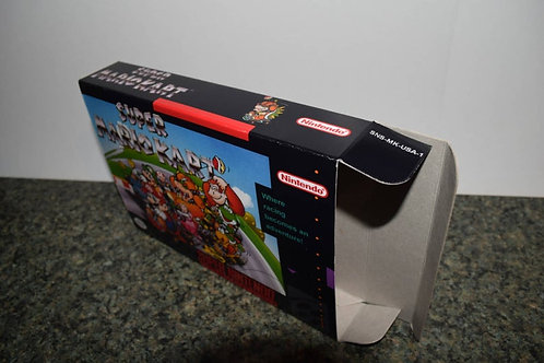 Super Mario Kart Box
