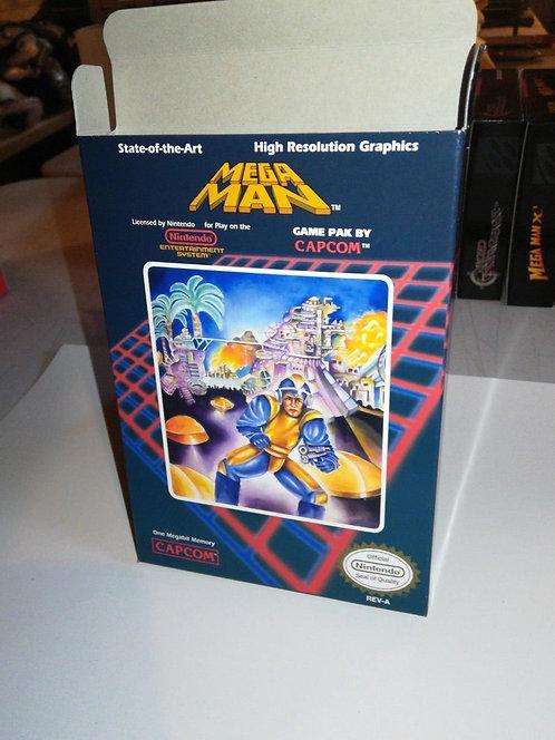 Mega Man Box