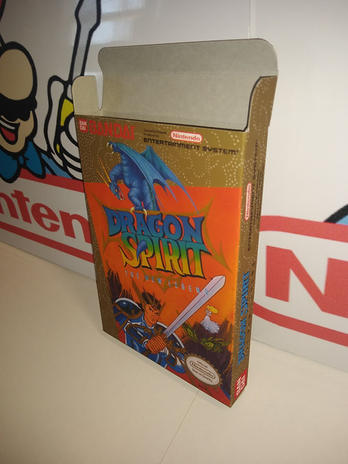 Dragon Spirit Box