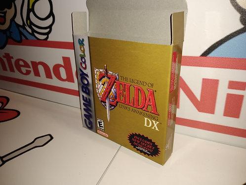 The Legend of Zelda: Link's Awakening DX Box