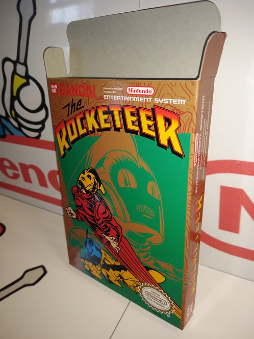 The Rocketeer Box
