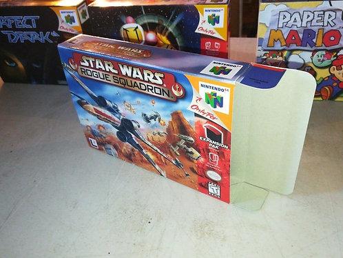 Star Wars: Rogue Squadron Box