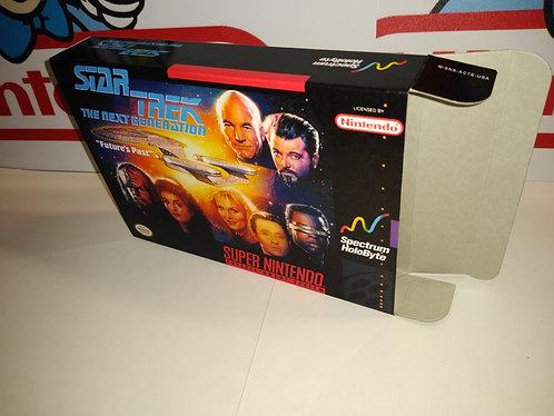 Star Trek The Next Generation Box