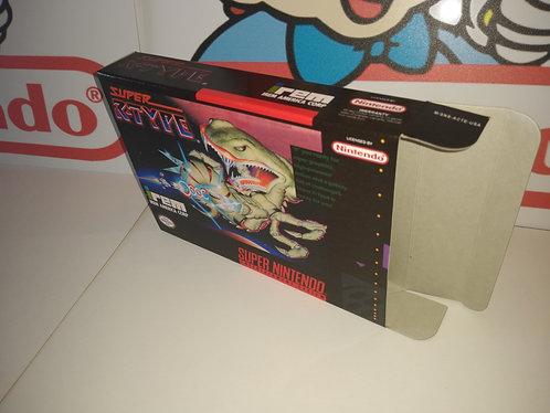 Super R-Type Box