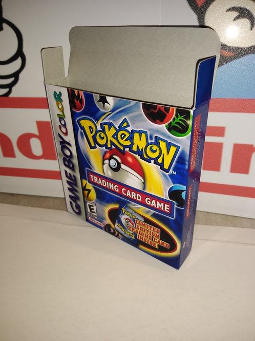 Pokemon Trading Card Game Box