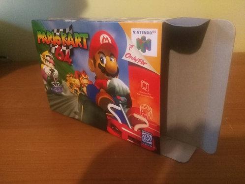 Mario Kart 64 Box