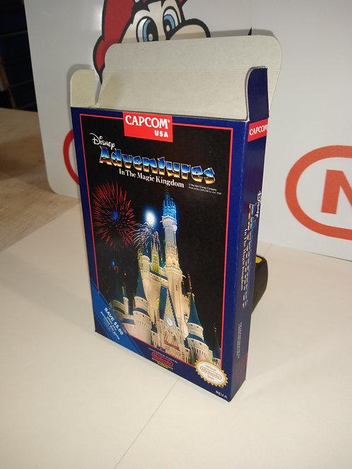 Disney's Adventures in the Magic Kingdom Box