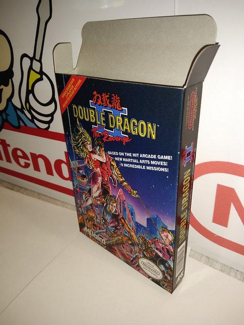 Double Dragon 2 The Revenge Box
