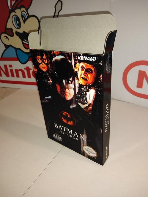 Batman Returns Box