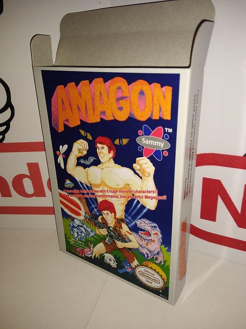 Amagon Box
