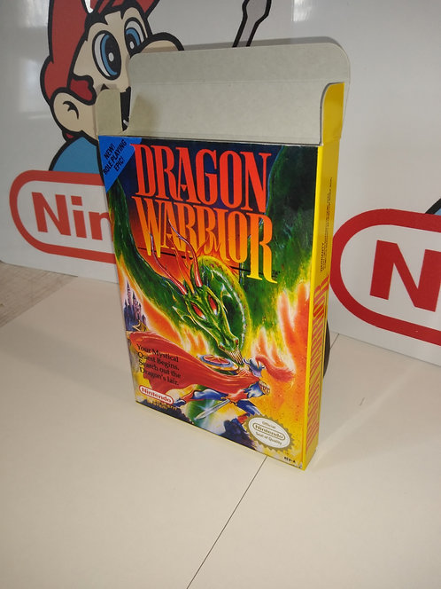 Dragon Warrior Box