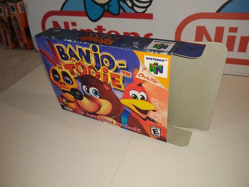 Banjo Tooie Box
