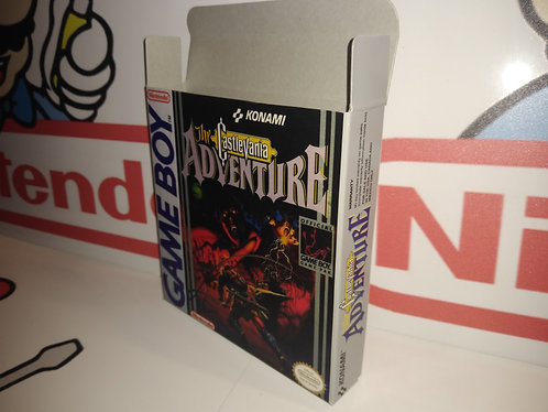 Castlevania: The Adventure Box