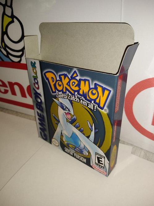 Pokemon Silver Box