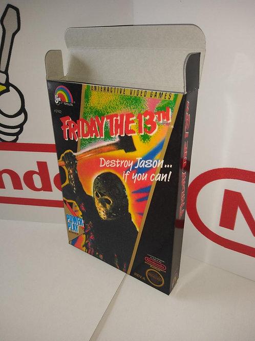 Friday the 13th Box