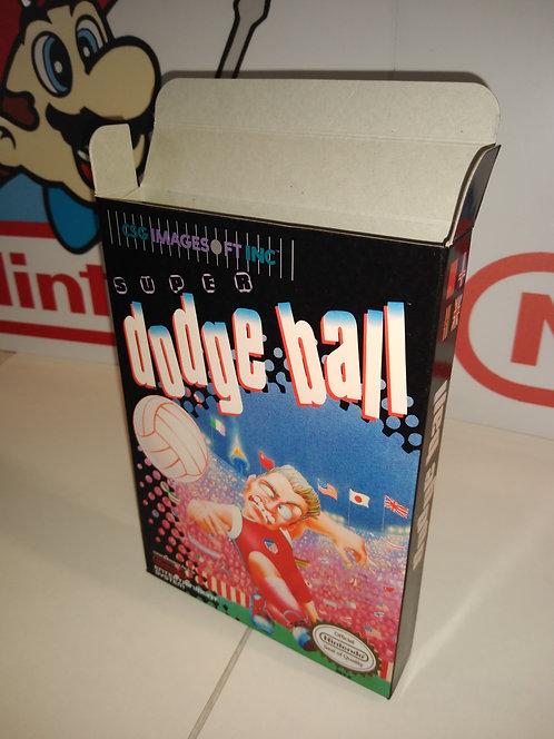 Super Dodgeball Box