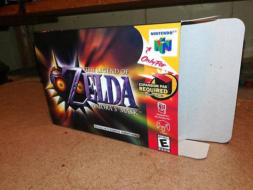 The Legend of Zelda: Majora's Mask Collector's Edition Box