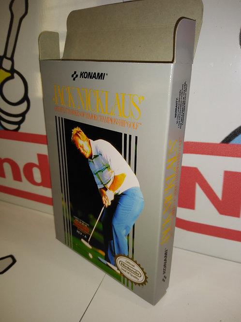 Jack Nicklaus Golf Box