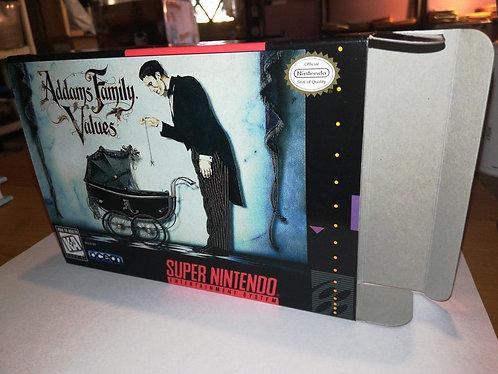 Addams Family Values Box