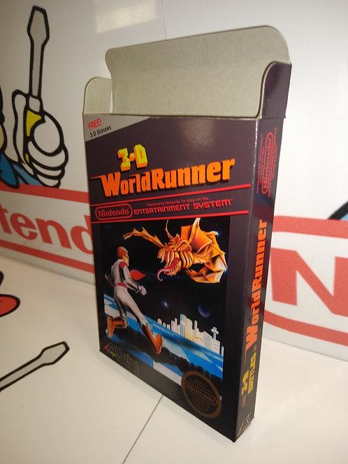 3-D World Runner Box