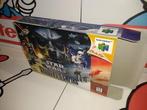 Star Wars: Shadows of the Empire Box