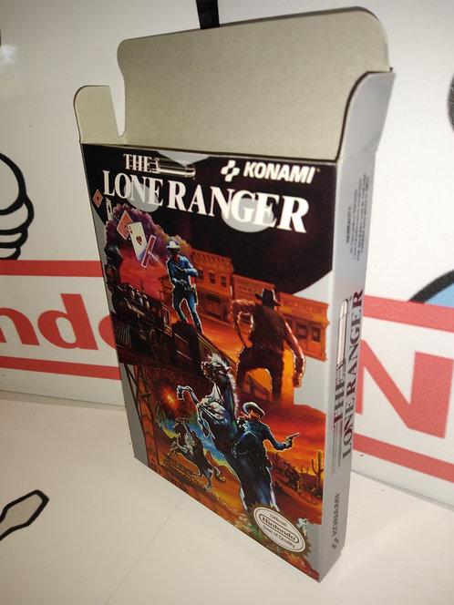 The Lone Ranger Box