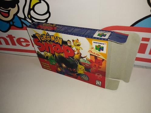 Pokemon Snap Box