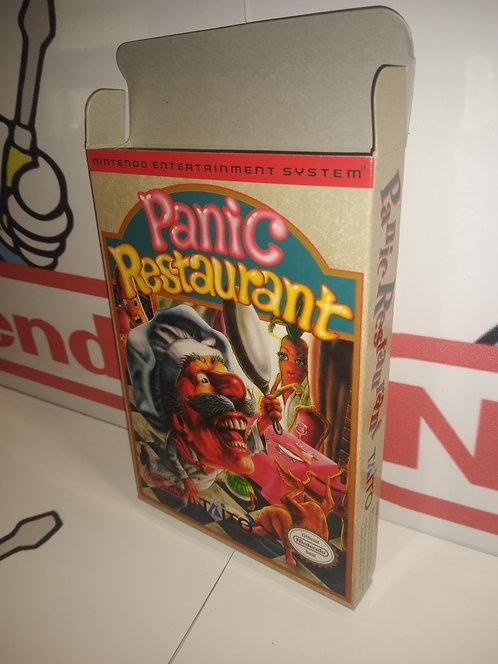Panic Restaurant Box