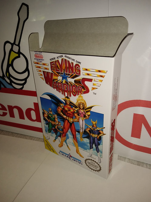 Flying Warriors Box
