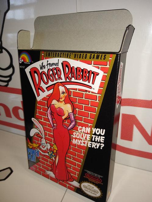 Who Framed Roger Rabbit Box