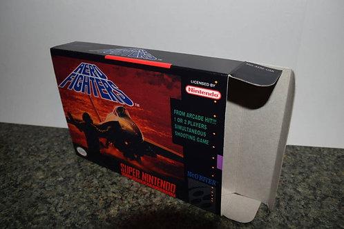 Aero Fighters Box