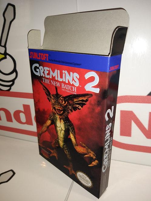 Gremlins 2: The New Batch Box
