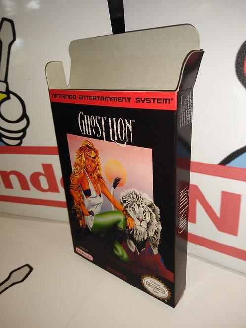 Ghost Lion Box