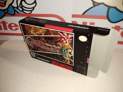 Chrono Trigger Crimson Echoes Box